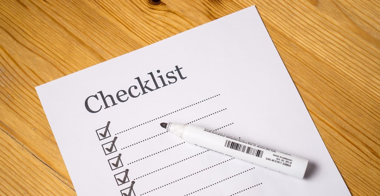 仕事ができない人の特徴チェックリスト