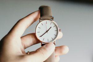 人生を変えるために必要な「時間を意識する習慣」