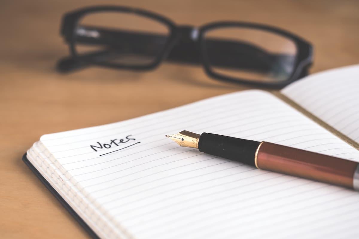 継続するための注意点・書き方