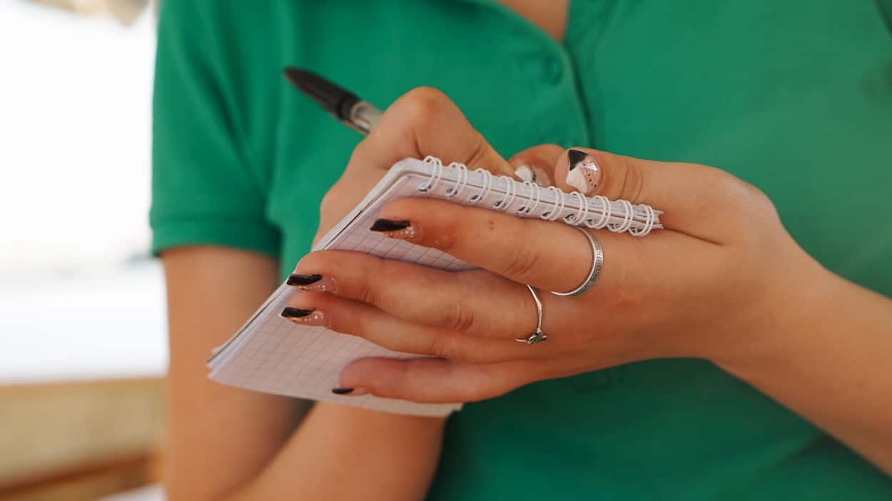 メモを書く習慣をつける