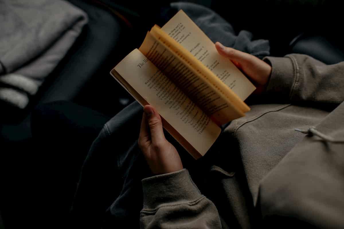 最初から読もうとせず、気になったところから読む