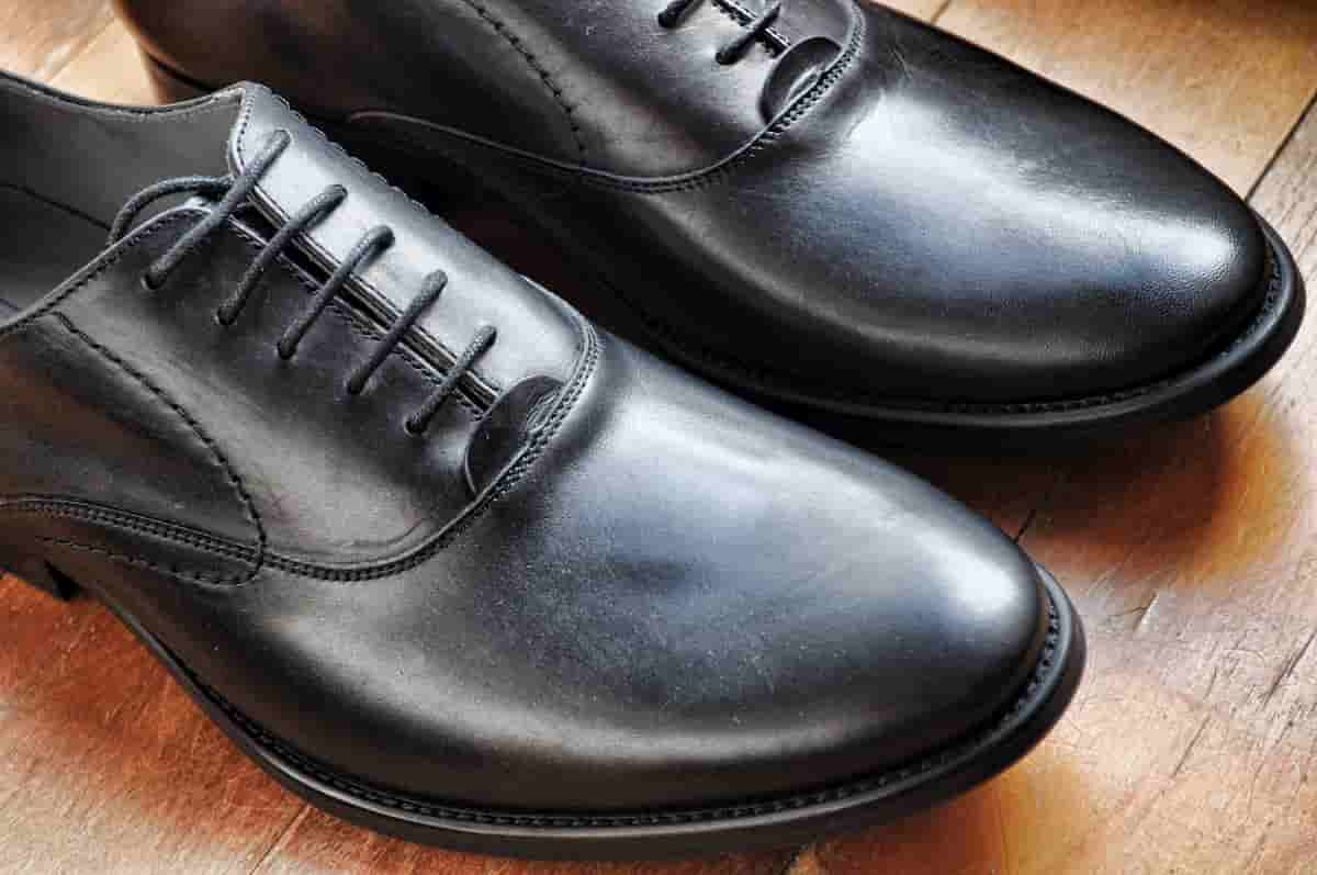 毎日靴を磨く