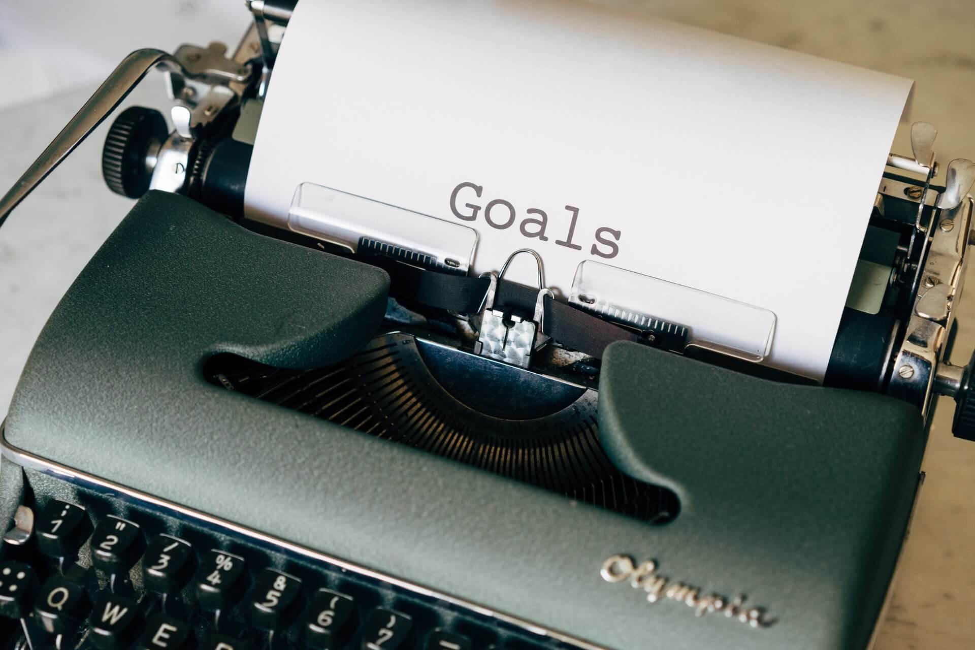 英語の目標